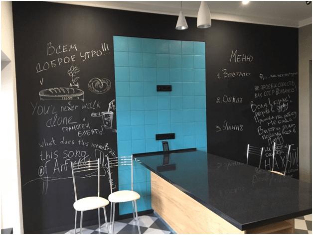 10 идей как оригинально оформить пустую стену.