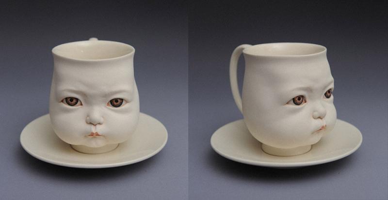 Необычная посуда - дизайнерский креатив