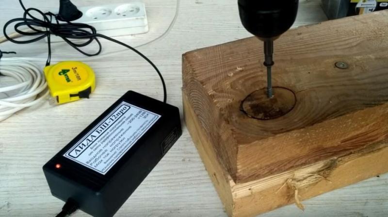Переделка аккумуляторного шуруповерта в сетевой: всего 30 минут и вам больше не нужно будет заряжать аккумулятор ⚡