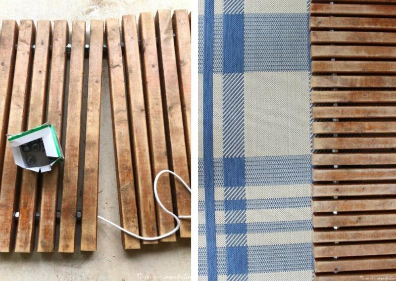 Прочный дизайнерский коврик, который любой сможет сделать всего за 1 час. Он прослужит многие годы 👍✨✨✨