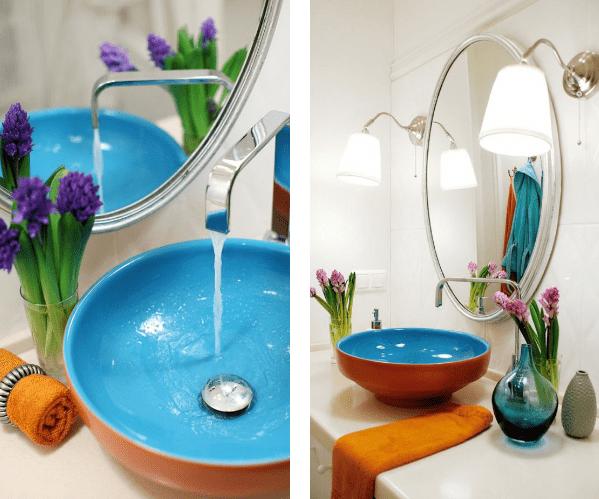 11 нестандартных идей раковин для ванной комнаты