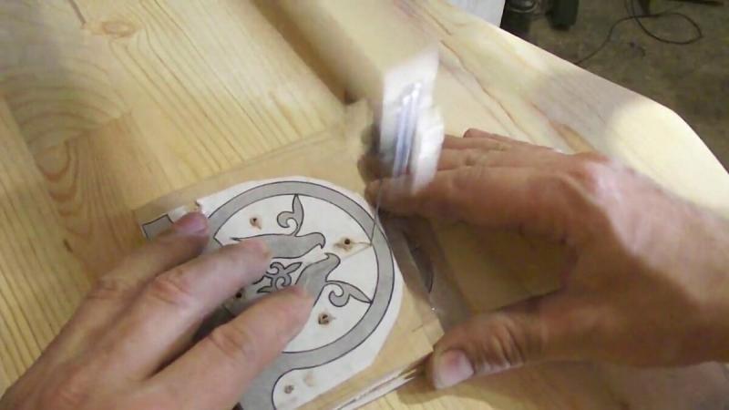 Как делать салфетницу на лобзиковом станке. Шаблоны для выпиливания