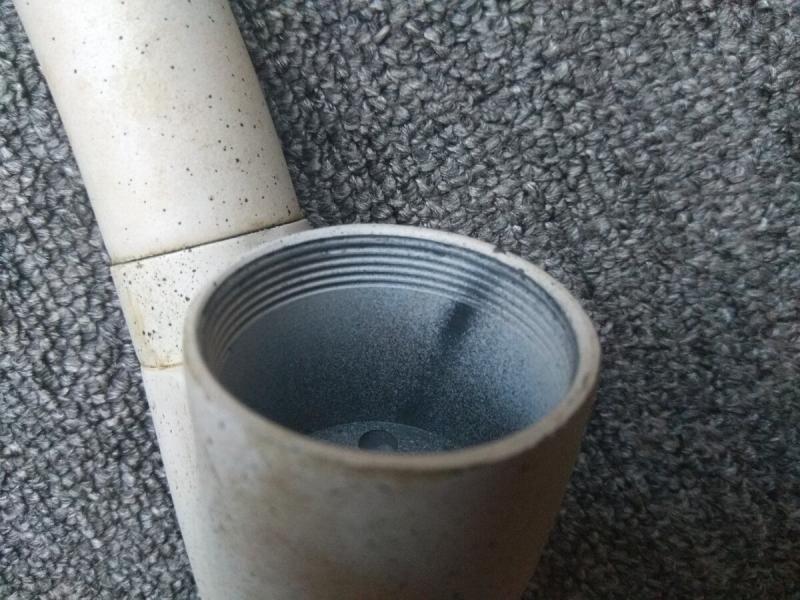 """Как у нас развалился керамический китайский смеситель из """"Галамарта"""" за 900 рублей"""