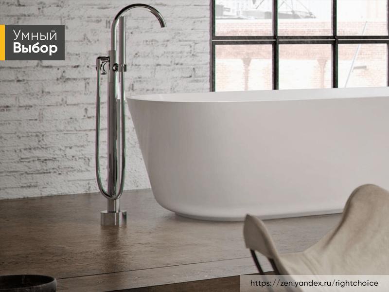 Как выбрать ванну для ванной комнаты: особенности стальных, чугунных и акриловых моделей