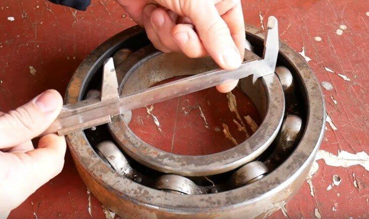 Полезный инструмент из старого подшипника