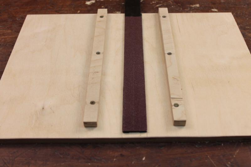 Забытый инструмент старых плотников