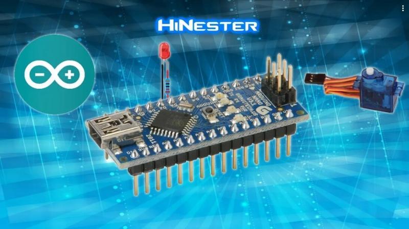 Ардуино. Маленькая плата, большие возможности! Что можно сделать на Arduino? HiNester поможет разобраться.