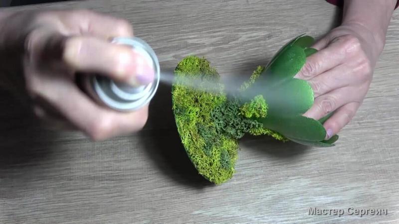 Берем бутылку, диск и делаем настоящую красоту