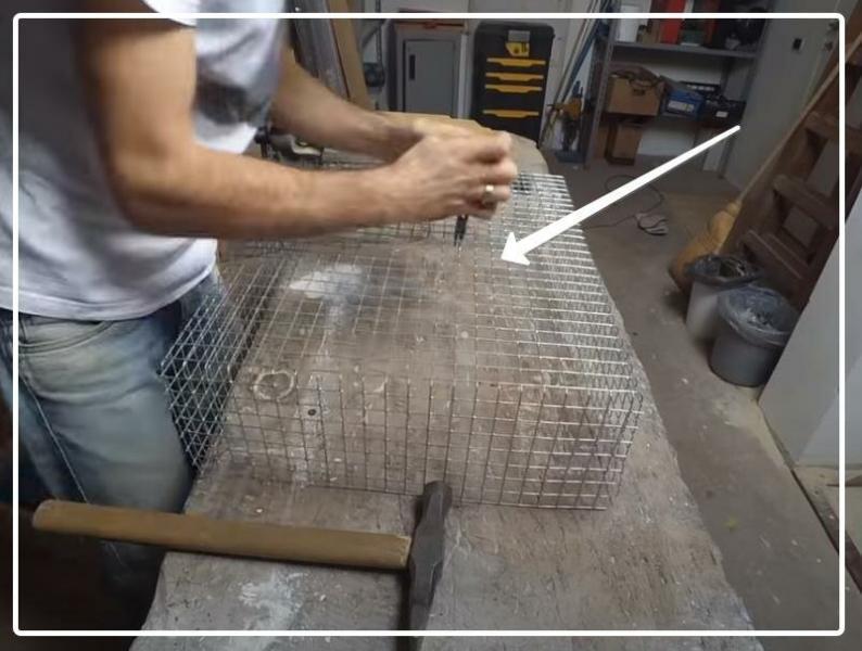 Делаем красивую бетонную раковину своими руками