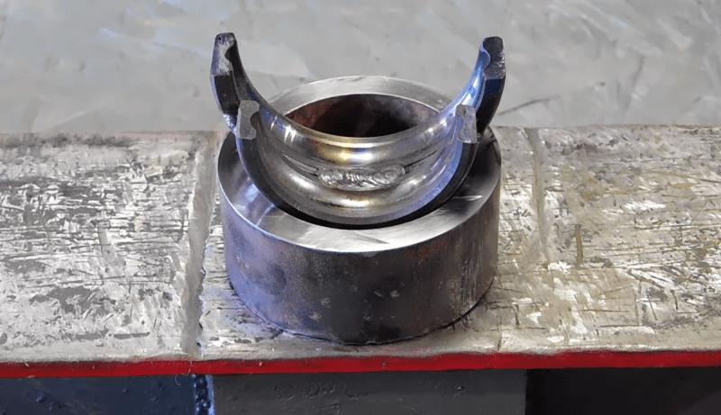 Делаем простейшее приспособление для гибки труб разного диаметра и под разными углами