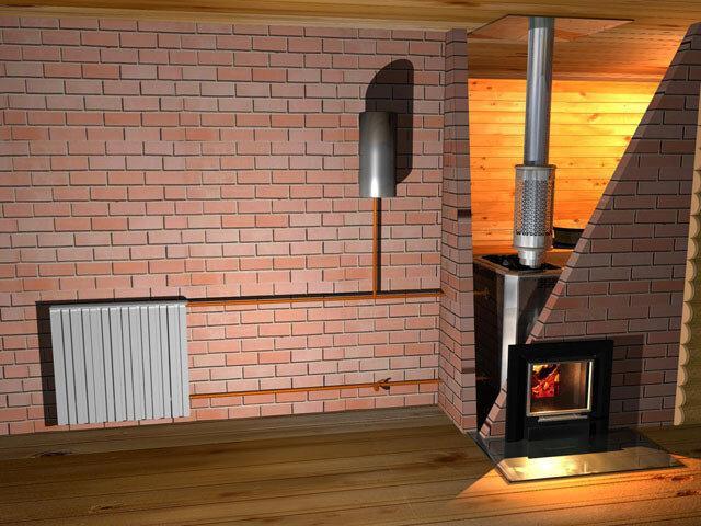 Этапы монтажа печного отопления в доме: особенности технологии