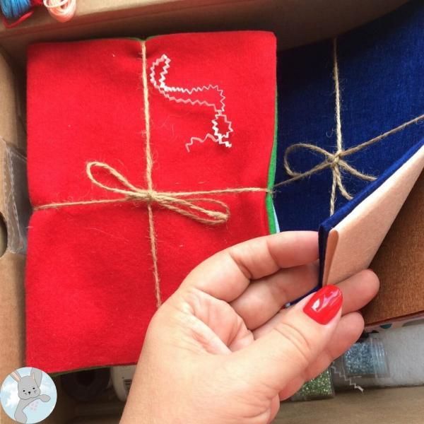Рукоделие и шитьё — дочка собрала крутой сундучок для своего творчества