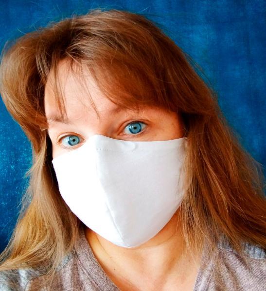 Сшила медицинские маски. Подробный мастер-класс