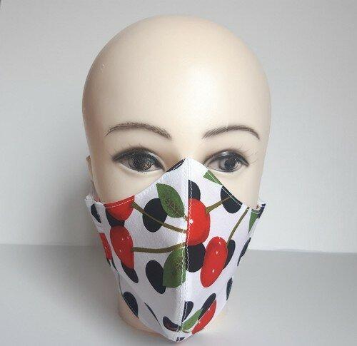Сшила себе маску с фильтром, которая максимально плотно прилегает к лицу, домашним идея понравилась (выкройка)