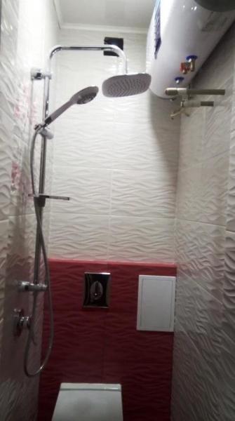 Туалет и душевая на одном квадратном метре: как устроиться с комфортом даже в крохотной квартирке