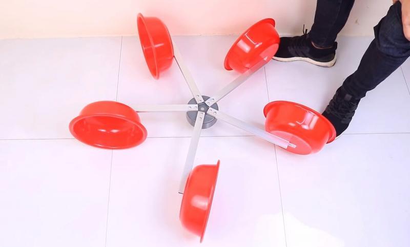 Ветрогенератор для дома на 12 Вольт из подручных материалов, своими руками
