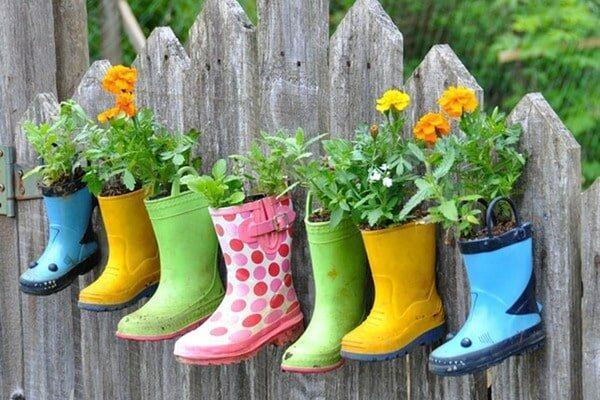 Идеи для сада и дачи, которые не оставят вас равнодушными