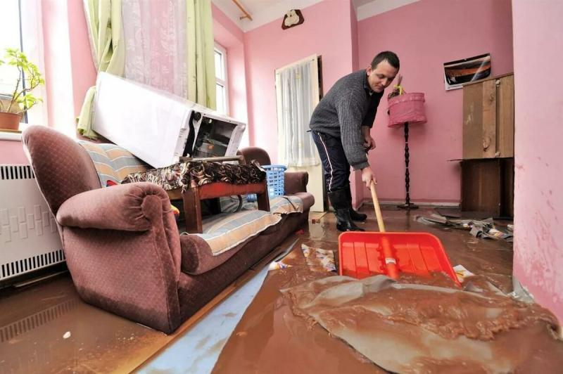 Как затопило соседей после моего ремонта