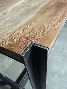 Металл+дерево: скамьи для сада своими руками