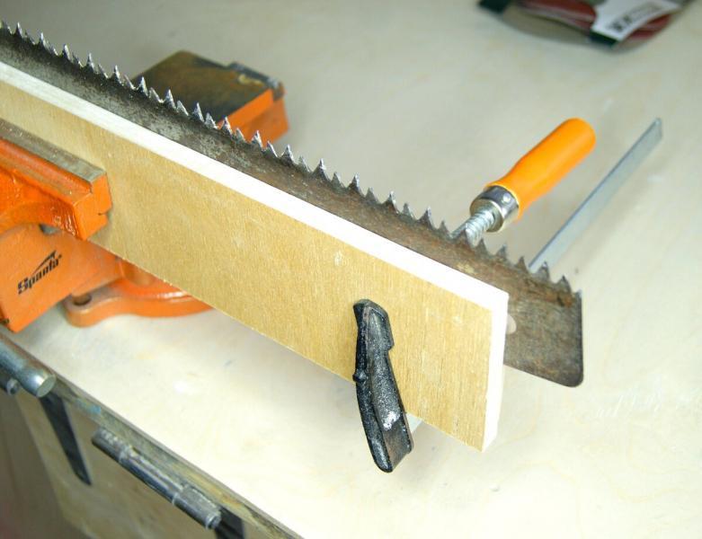 Не каждый знает, как быстро и просто заточить ножовку напильником