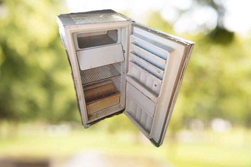 Отличный станок из старого холодильника без токарки своими руками