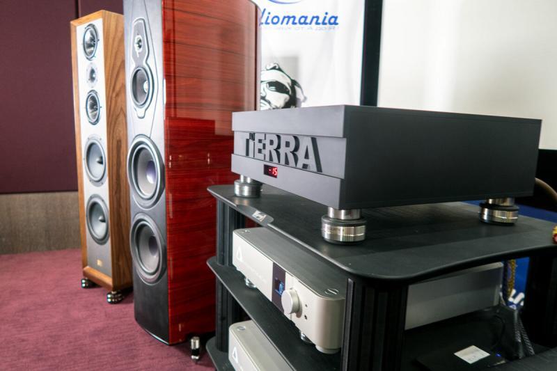 Prophetmaster Audio Tierra - когда 15 Ватт хватит за глаза