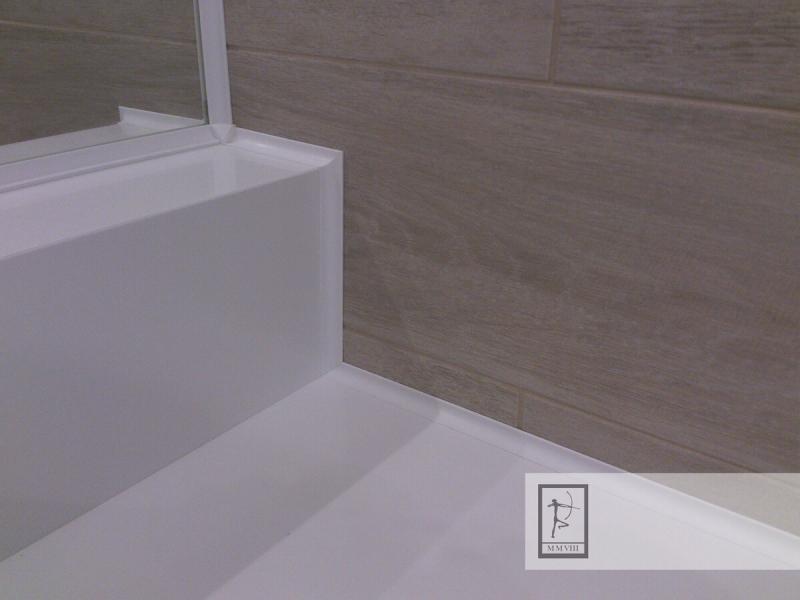 Двойная раковина в ванную. Какие задачи решаем. Фото