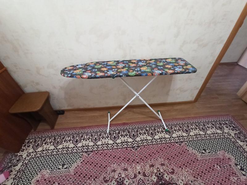 Классная идея для дома и дачи из старой гладильной доски