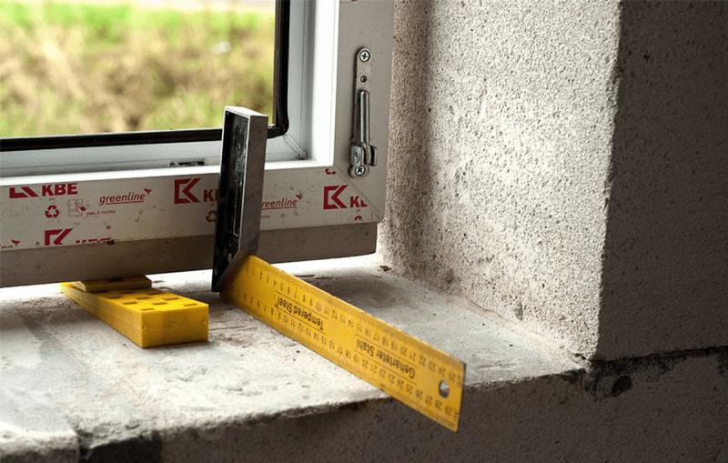 10 типовых ошибок при монтаже пластиковых окон