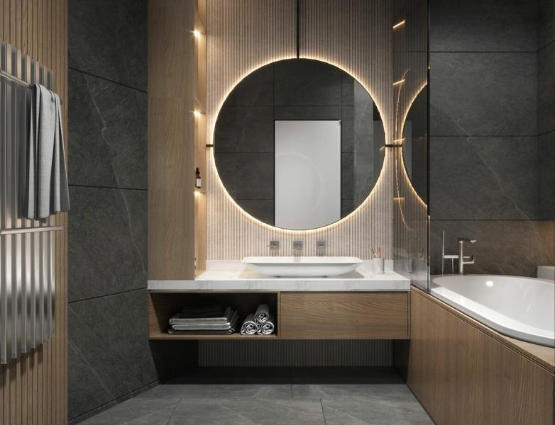 3 достойных способа спрятать трубы в ванной