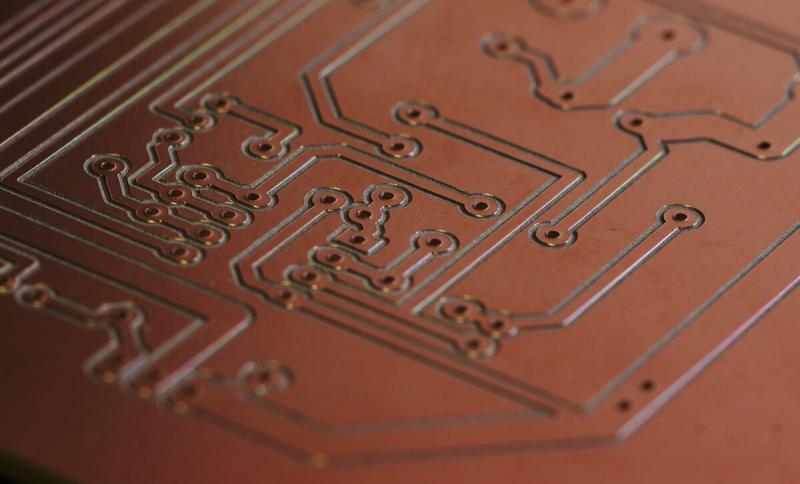 Электронные самоделки прошлого века. Часть 9. Изготовление печатных плат, раньше и сейчас.