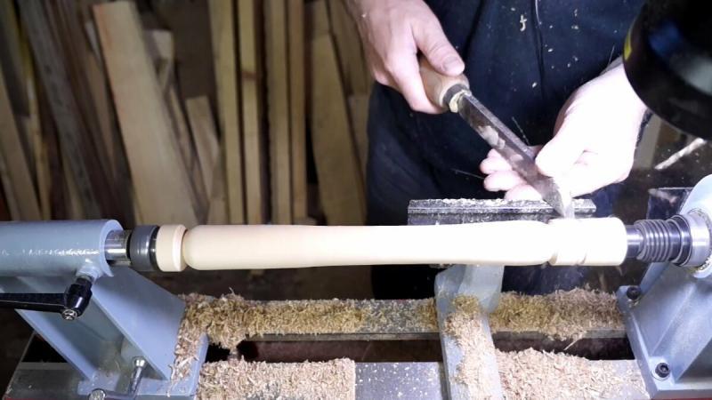 Из чего я делал токарные резцы по дереву и как можно сделать рукоятку для такого резца