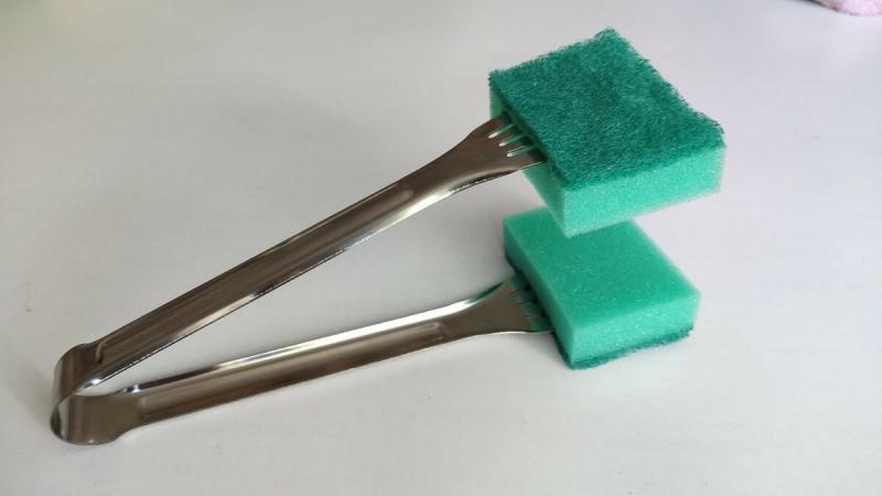 Я губками не только посуду мою. Показываю интересные и практичные идеи, как ещё их применить в быту