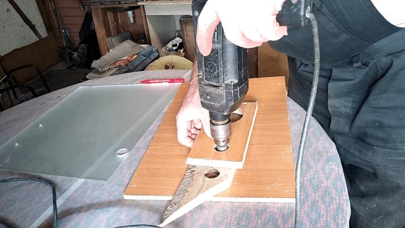 Как, легко и без проблем, просверлить стекло
