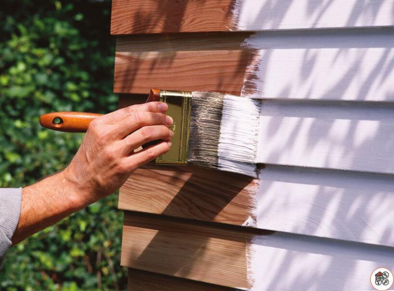 Как покрасить постройки и изделия из дерева, чтобы краска служила много лет и радовала глаз. Совет опытного строителя