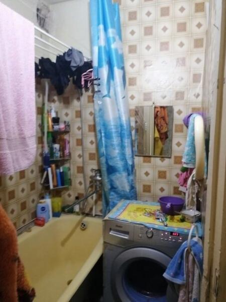 """Объединили ванную и туалет и кладовку в """"хрущевке """". Вот что получилось."""