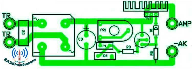 Практичное зарядное устройство аккумуляторных батарей