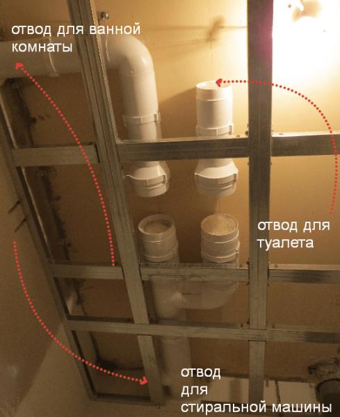 Правильная принудительная вентиляция в ванной и туалете, от расчёта до монтажа.+VIDEO!