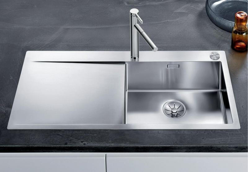 Выбираем кухонную мойку и смеситель. 3 полезных совета⠀