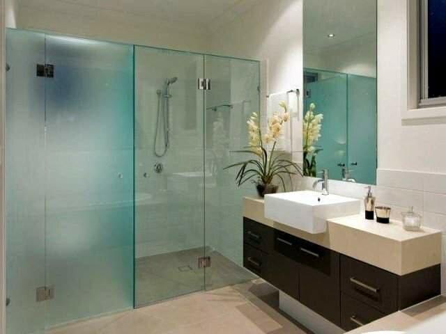 5 альтернатив плитке в ванной