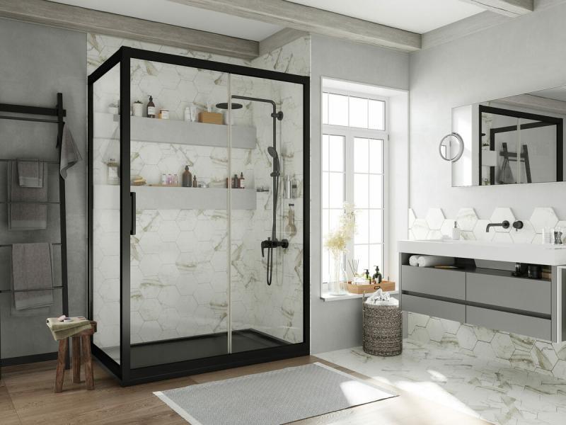 Делимся 9 идеями оформления ванной комнаты