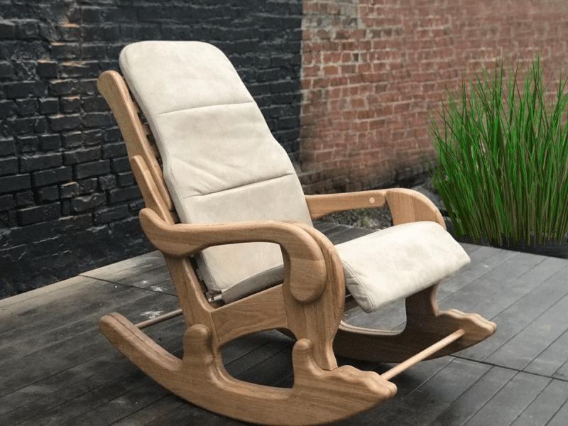 Десяток досок = кресло