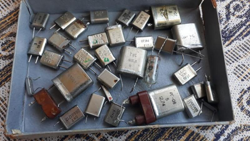Электронные самоделки прошлого века. Часть 11. Воки-Токи (гуляй и говори). Трансивер на 27640 кГц.