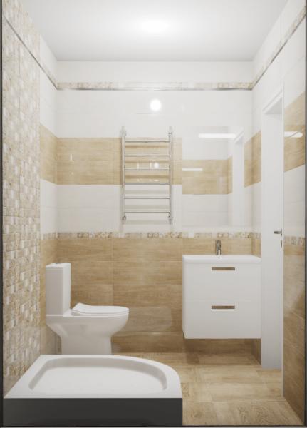 Как я заказывала дизайн-проект для своей ванной и что из этого вышло