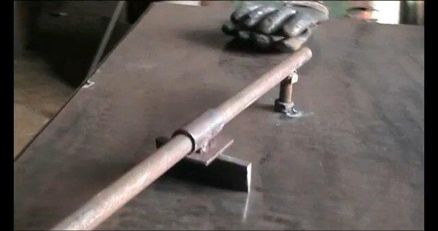 Копеечная самоделка за 5 минут для сварки листового металла