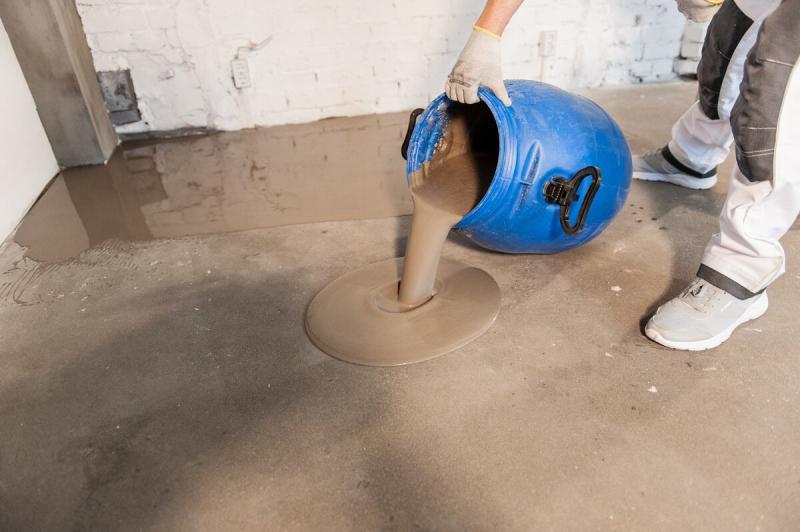 Монтаж клеевой виниловой плитки. Пошаговое руководство