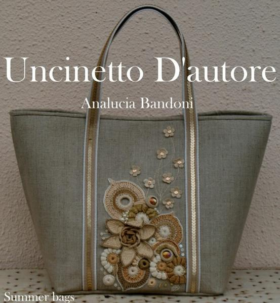 Оригинальные сумочки: handmade итальянских рукодельниц