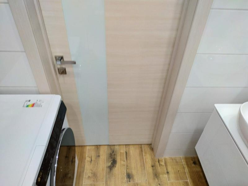 Отзыв и обзор реализованного ремонта ванной комнаты в Оренбурге