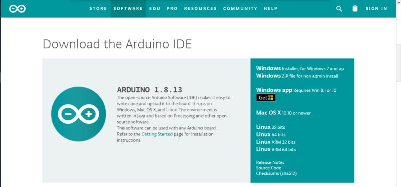 Познаём Ардуино. Урок 1. Установка программы и начало работы.