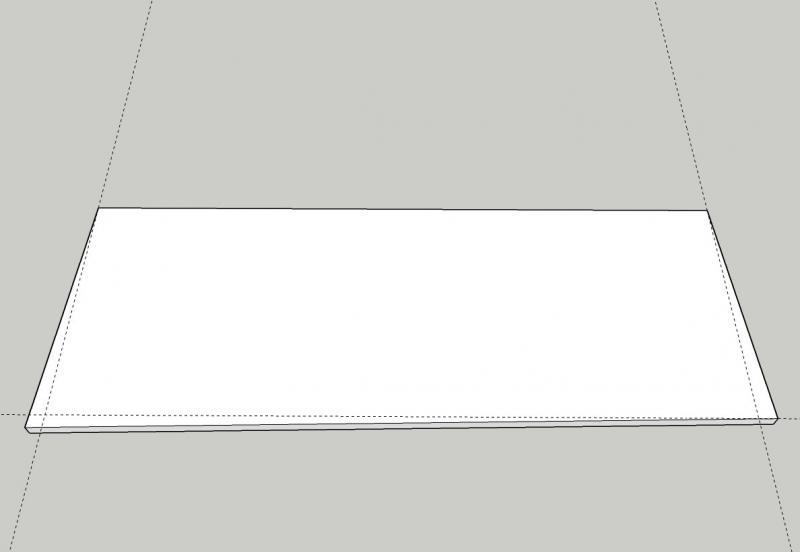Сами делаете шкаф? Как качественно напилить деталей для его корпуса минимумом инструментов
